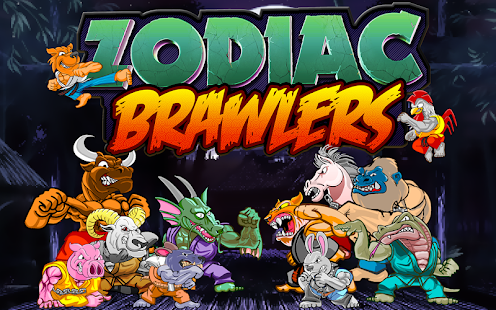 Zodiac Brawlers: Gem Puzzler- screenshot thumbnail