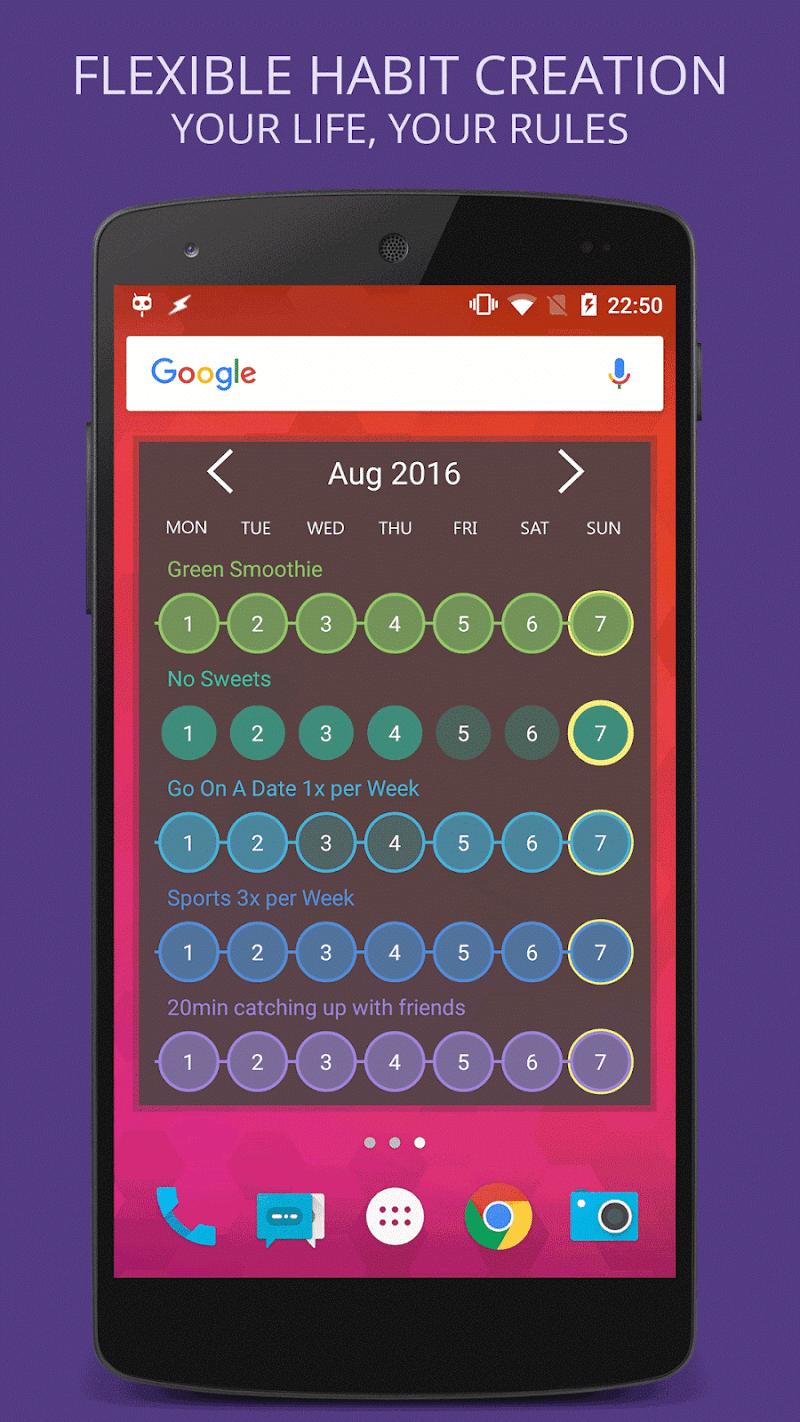 Habit Tracker Screenshot 6