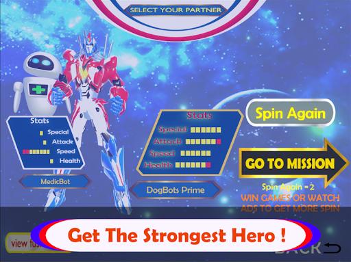 Ultra Hero Fusion : Superhero Ultra Man Battle 1.0.1 screenshots 8