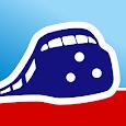 NL Train Navigator - Dutch train planner icon