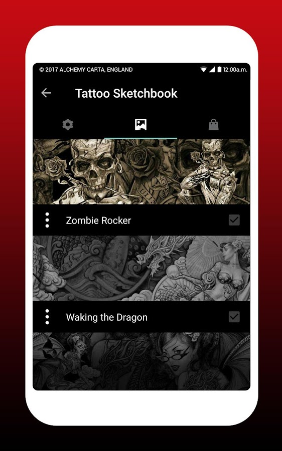 Sketchbook Wallpaper - FREE- screenshot
