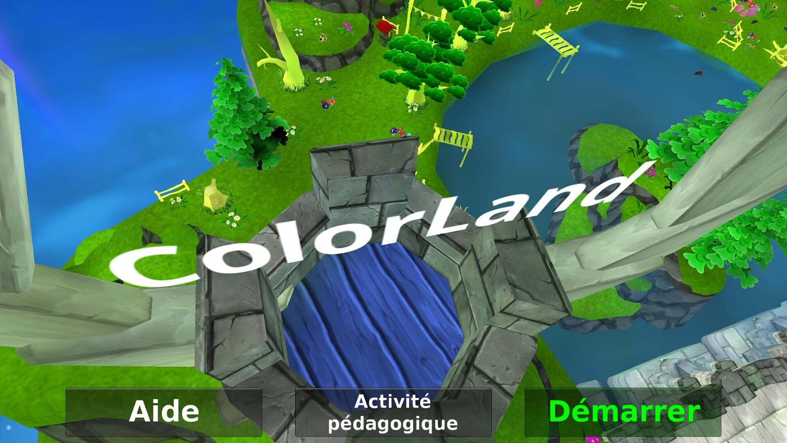 ColorLand – Capture d'écran