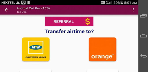 Instantly buy airtime to any network no matter your location in Cameroon.