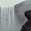 Mist Waterfall LWP icon