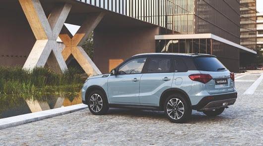 Oferta especial por el Suzuki Vitara en el concesionario oficial Grupo Playcar