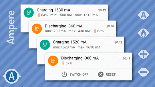 Ampere 2.11 [Pro Unlocked/Patched] Cracked Apk 8