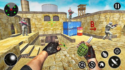FPS Commando Strike Mission: New Shooting Games 1.0.2 screenshots 2