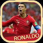 Обои Роналдо HD icon