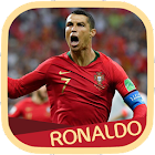 Ronaldo Wallpaper HD icon