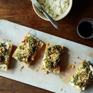 Olive Oil-Braised Broccoli Rabe