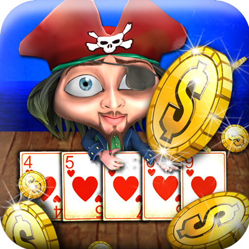 Video Poker with Pirates (game)