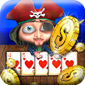 Video Poker with Pirates