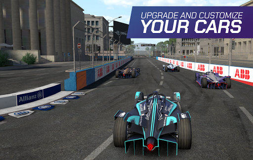 Ghost Racing: Formula E 80070.2 screenshots 13
