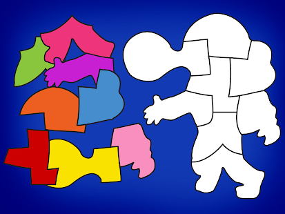 Shape Builder Preschool Puzzle- screenshot thumbnail