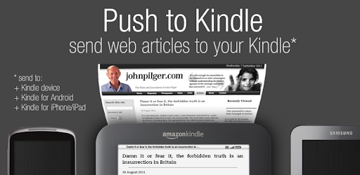 Push to Kindle by FiveFilters org - Apps on Google Play