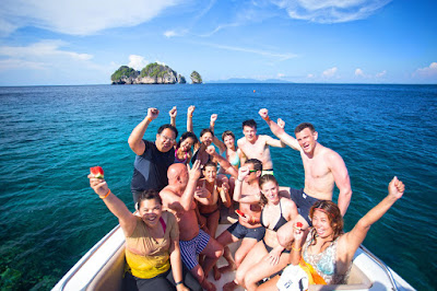 Snorkel Tour to Koh Rok and Koh Haa by Siam Adventure World from Phuket