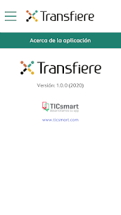 Download Transfiere 2020 For PC Windows and Mac apk screenshot 2