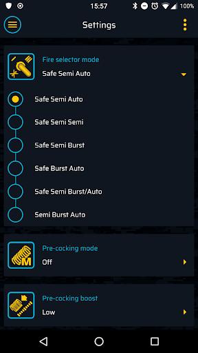 GATE Control Station (GCS) screenshots 2