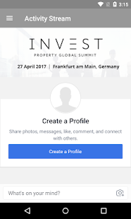 INVEST Property Global Summit- screenshot thumbnail