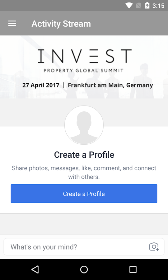 INVEST Property Global Summit- screenshot