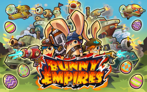 Bunny Empires: Wars and Allies  captures d'écran 1