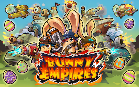 Bunny Empires: Wars and Allies Mod Apk (Unlimited Money) 1
