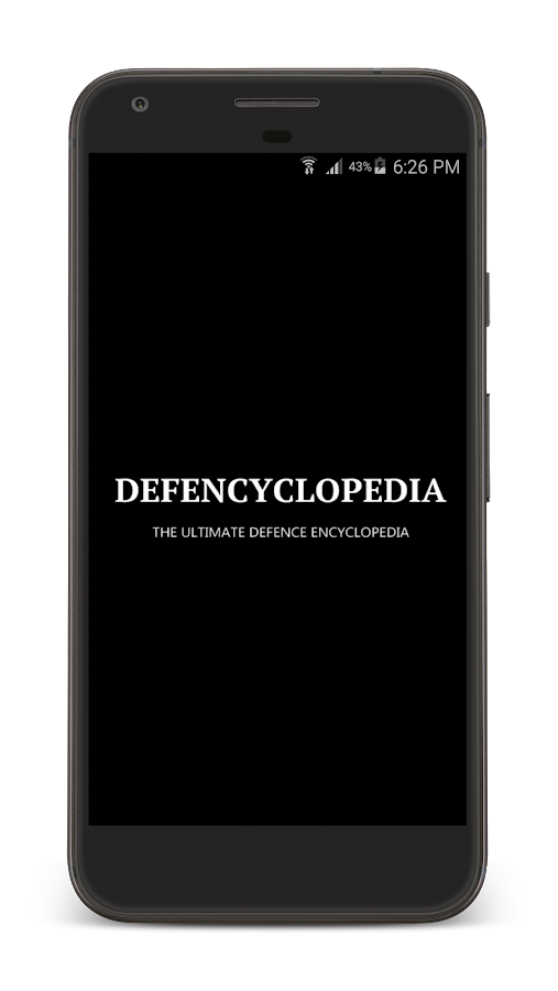 Defencyclopedia- screenshot
