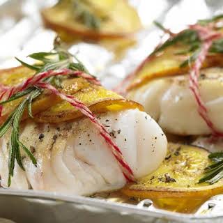 Grilled Cod Fillets Recipes.