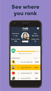 Learn Languages with Memrise Premium – Spanish, French Mod Apk (Premium Unlocked) 7