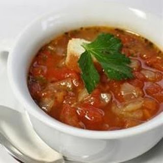 'No Soup For You' French Tomato Soup