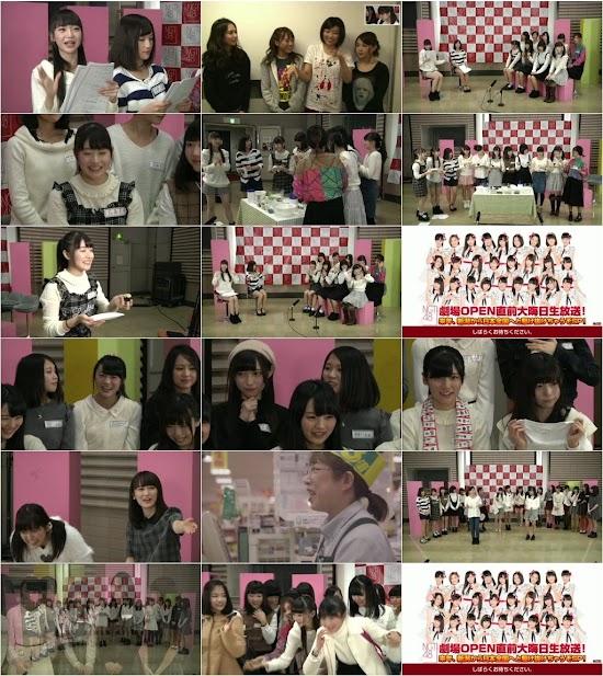 (TV-Variety)(480p) NGT48の劇場OPEN直前大晦日生放送 151230