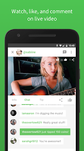 Stream - Live Video Community Screenshot
