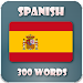 Spanish to english learning app Icon