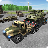 Army Cargo Truck Driver 2016