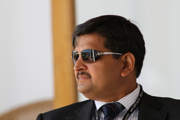 Atul Gupta was the executive chairman of TNA Media. Picture: SUNDAY TIMES