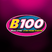 B100 - All The Hits - Quad Cities Pop Radio (KBEA)
