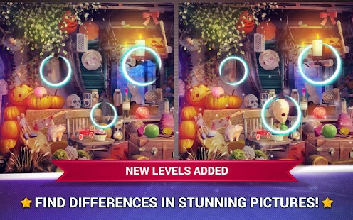 Find the Difference Halloween - Spot Differences- screenshot thumbnail
