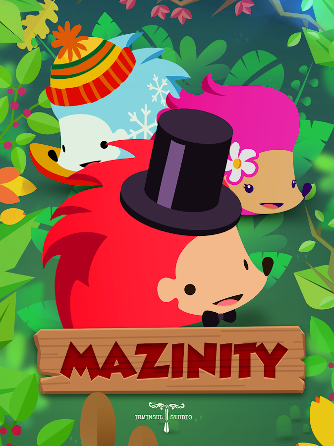 Mazinity Lite- screenshot