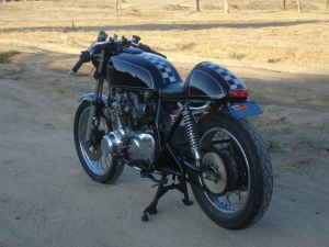 Sport-Touring Net - Way cool GS750 Cafe Racer on CL