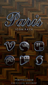 PARIS Icon Pack v1.6