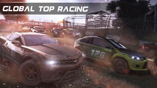 Course de voiture APK MOD screenshots 1