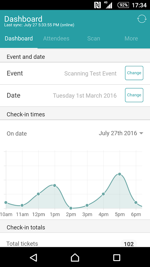 Tonic Scanner by DesignMyNight- screenshot
