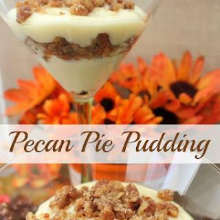 Gluten Free Pecan Pie Pudding