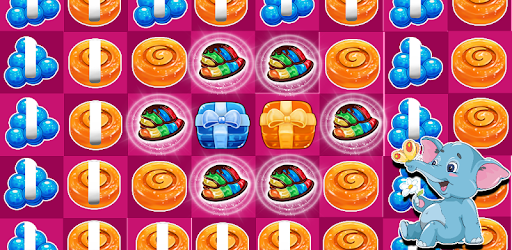 ?Cream Candy Rain is a very addictive connect lines puzzle game!