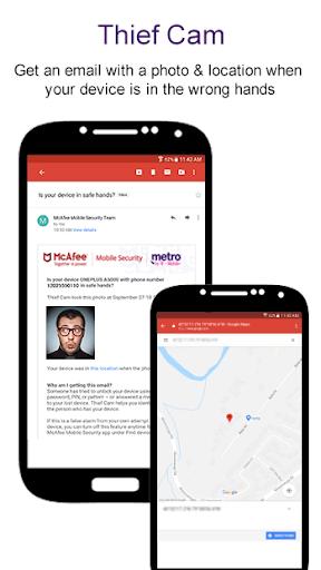 McAfee® Security for Metro® screenshot 4