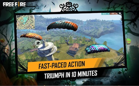 Garena Free Fire: Spooky Night 7