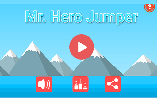 Mr Hero Jumper