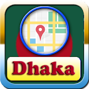 Dhaka City Maps and Direction