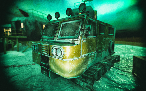 Antarctica 88: Scary Action Survival Horror Game apktram screenshots 17