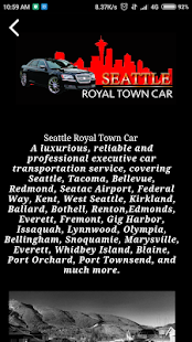 Seattle Royal Town Car- screenshot thumbnail